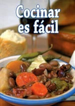 cocinar es facil; albor libros envío gratis