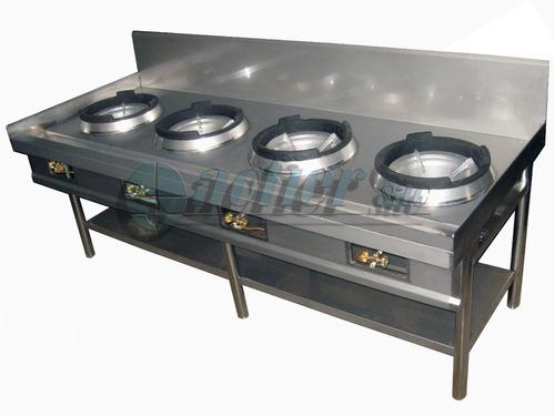 cocinas chiferas wok