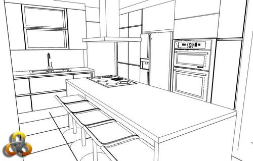 cocinas, closet, servicio