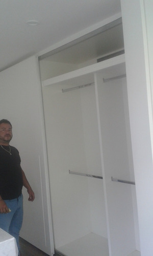 cocinas, closets, muebles de tv y baño...