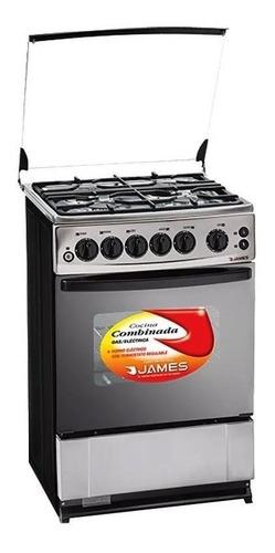 cocinas combinadas james c225 mesa acero termostato gtia pcm