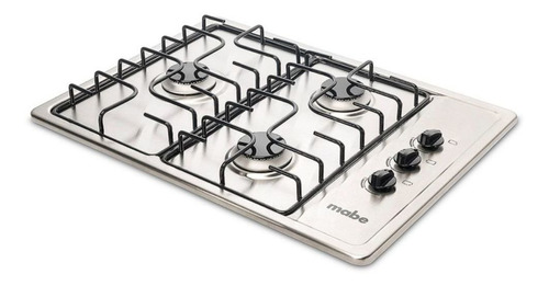 cocinas - cubierta de empotrar de 60 cm inoxidable ma geb-fl