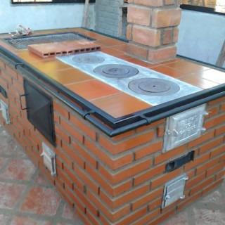 cocinas de estufas