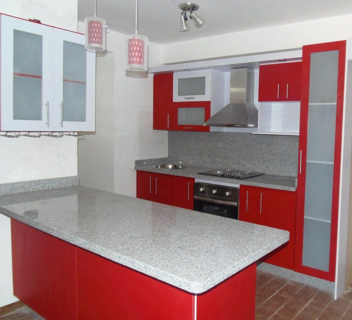 Cocinas empotradas en mercado libre - Cocinas color rojo ...