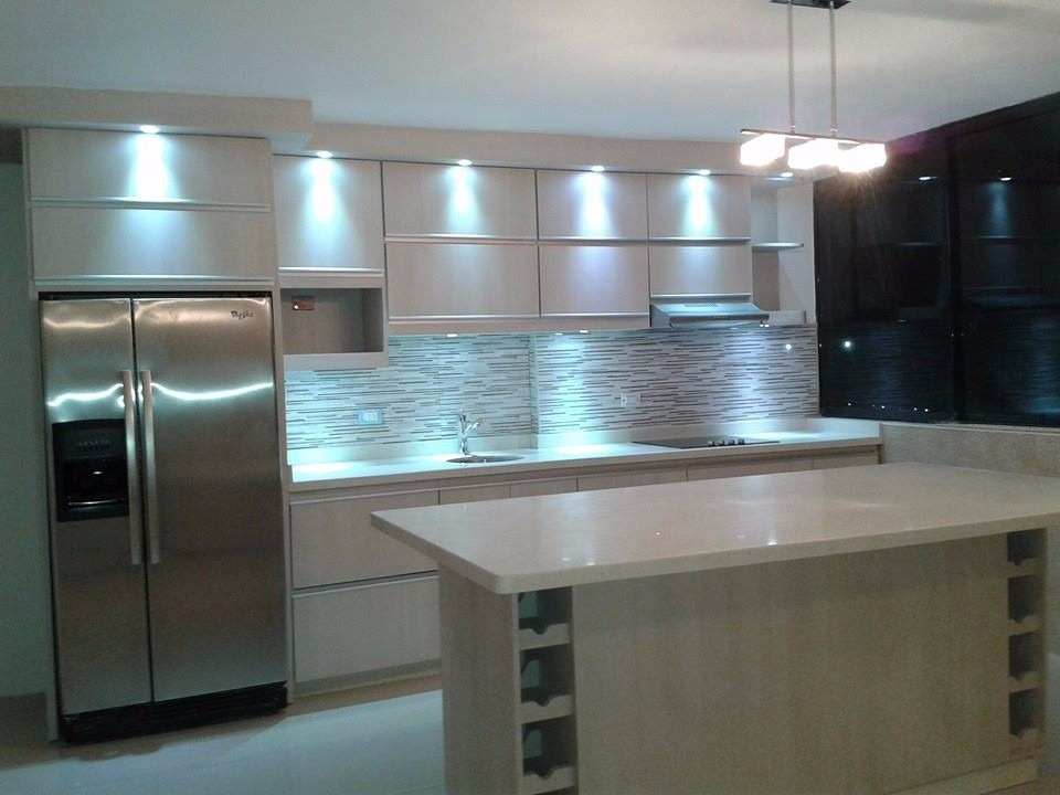 Cocinas empotradas en mercado libre for Cocinas de concreto y azulejo modernas