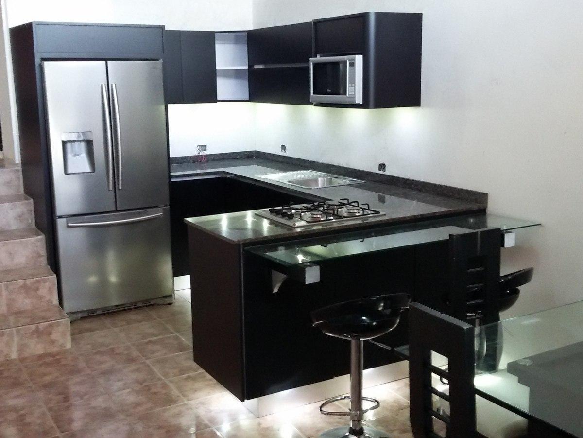 Dise os de cocinas empotradas modernas casa dise o for Camas modernas ikea