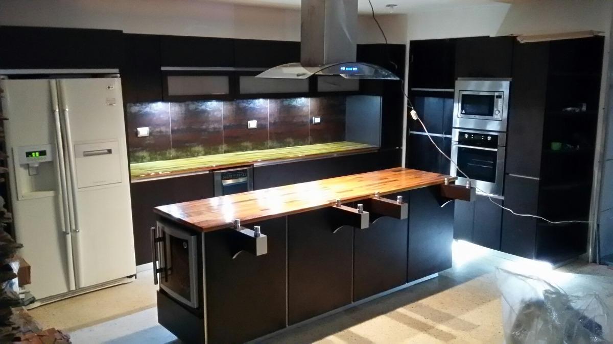 Cocinas empotradas closet camas modernas dise o for Cocinas de diseno precios