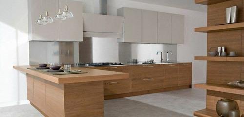 cocinas empotradas closet vestier muebles minimalistas