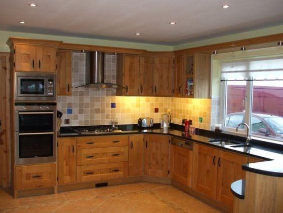 Cocinas empotradas en madera pino bs 0 01 en mercado libre - Muebles de cocina madera ...