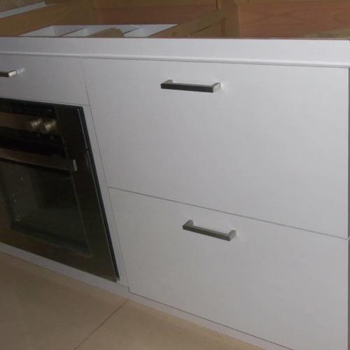 cocinas empotradas modernas
