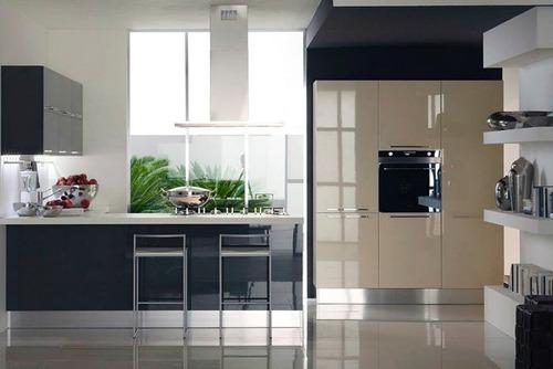 cocinas empotradas modernas, closest  vestier