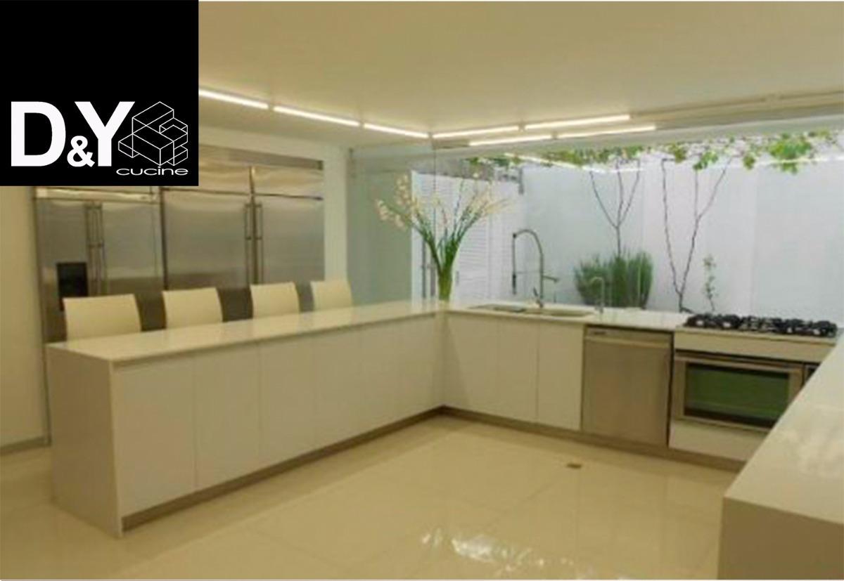 Cocinas empotradas modernas closet muebles dise os 3d for Cocinas en 3d gratis