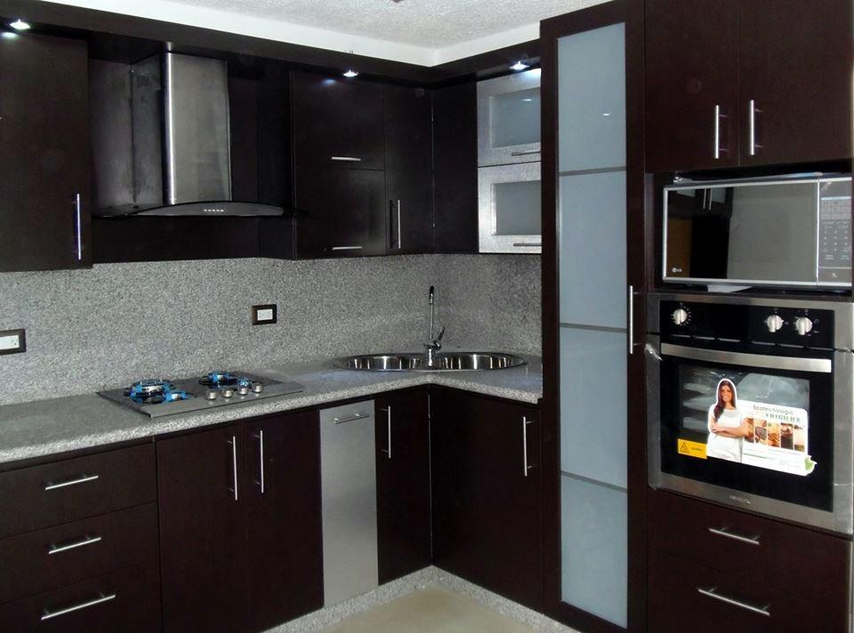 Cocinas Empotradas Modernas - X Mt2 - Bs. 3.550,00 en Mercado Libre
