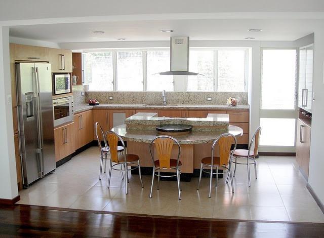 Cocinas empotradas y muebles dise o italiano en mercado for Cocinas de diseno italiano