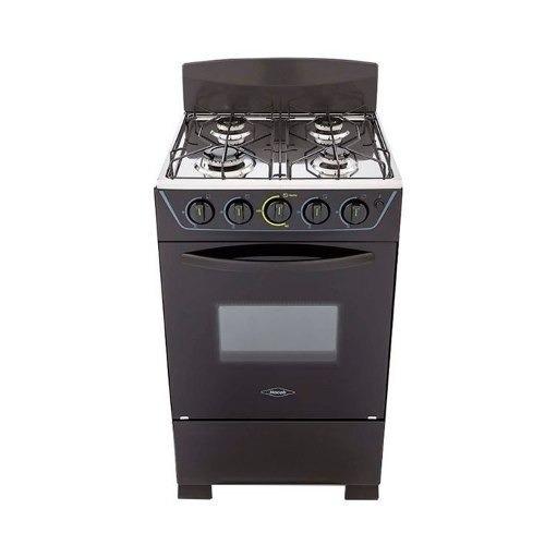 cocinas, estufas y hornos estufa de piso a gas con horn 4hct
