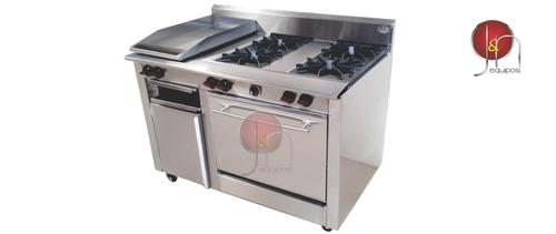 cocinas gas extractores grasa baño maria