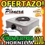Wow Cocina Electrica 1 Hornilla 1100w Pionera Cavegas Calida