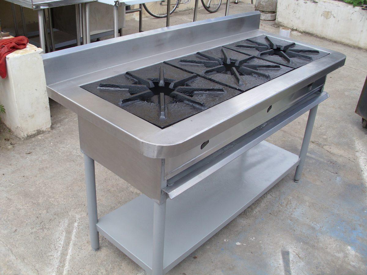 Cocinas Industriales De Acero Inoxidable U S 650 00 En