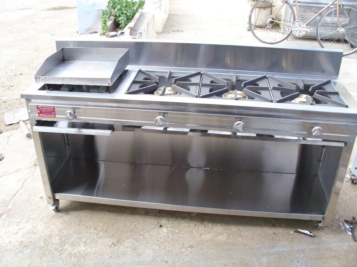 Cocinas industriales de acero inoxidable u s 650 00 en - Cocinas industriales usadas ...