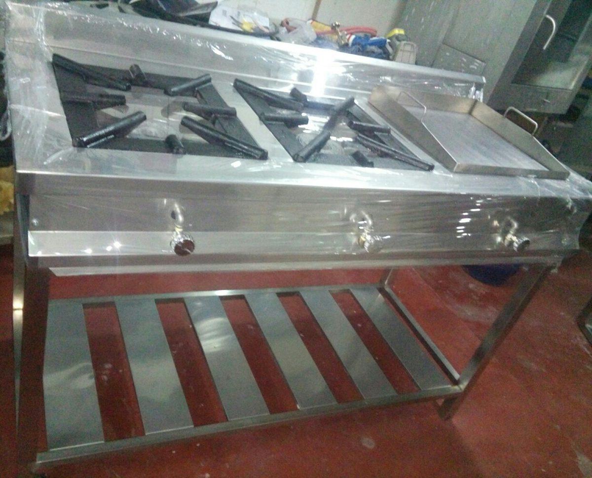 Cocinas industriales en acero inoxidable 304 s Articulos de cocina de acero inoxidable
