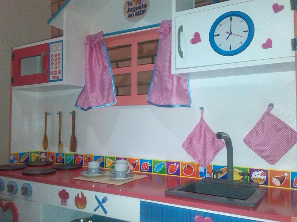 Cocinas Infantiles Madera. Cocina Dulce Sorbete Kidkraft. Cocinitas ...