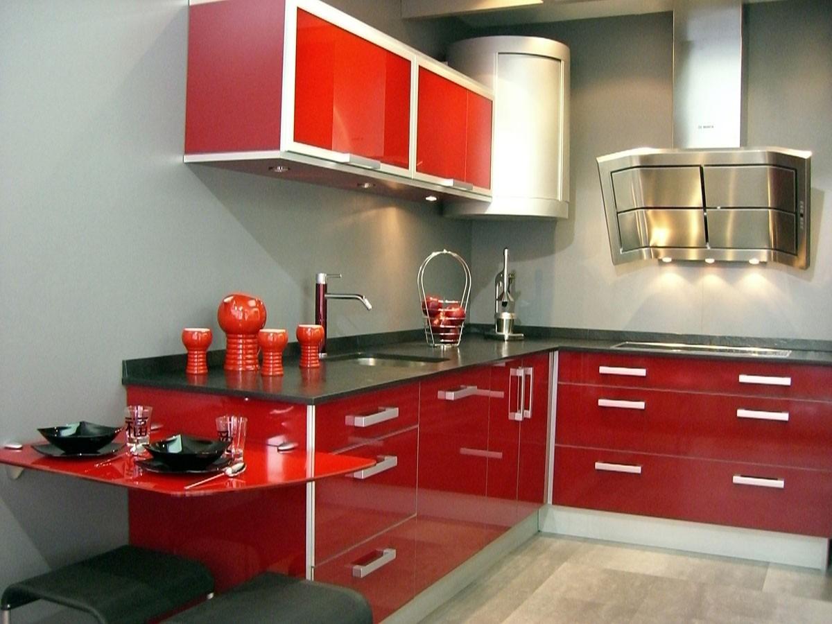 Cocinas integrales dise o fabricacion instalacion - Instalacion de cocinas integrales ...