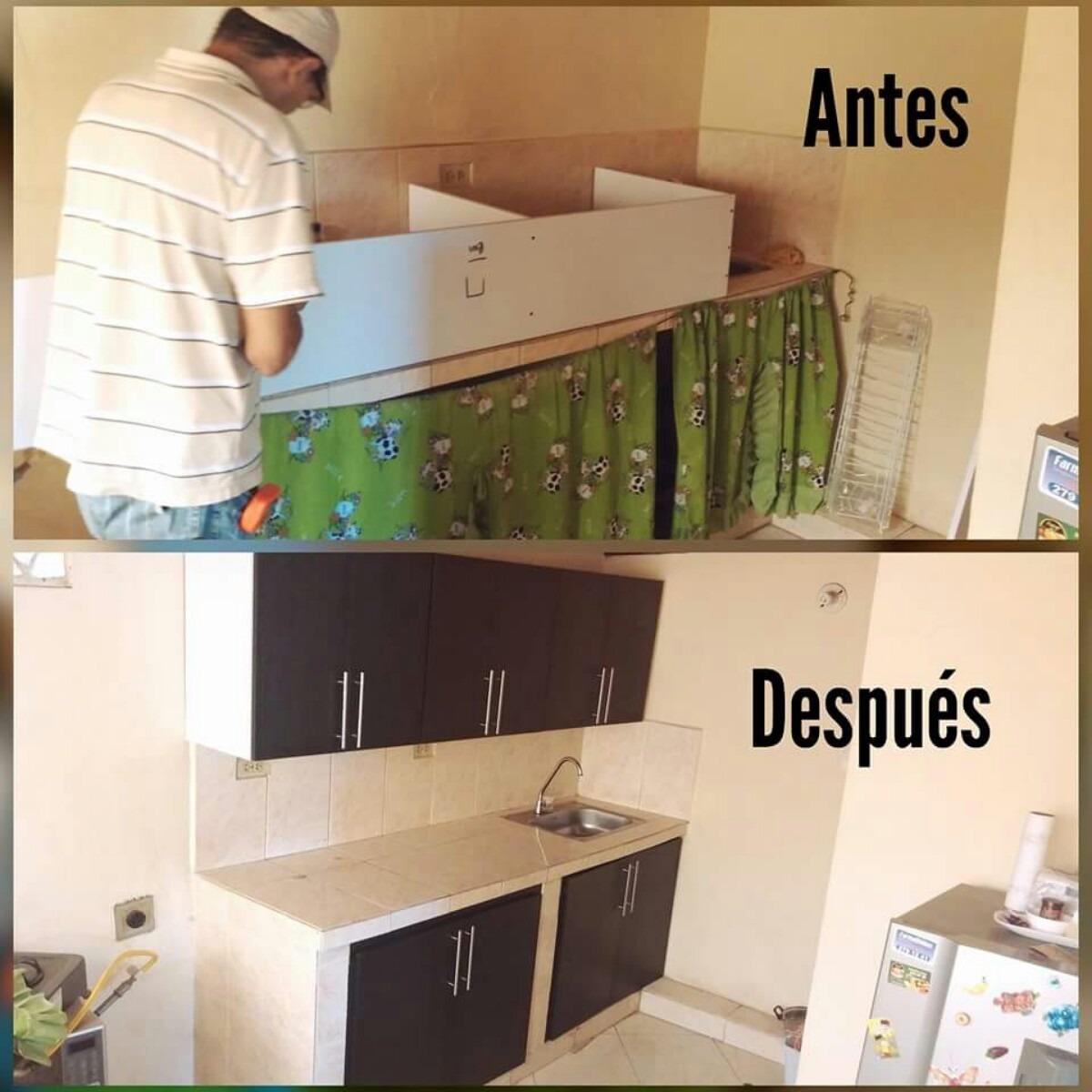 Cocinas integrales precios arreglo de muebles de cocina - Precios de cocinas integrales ...