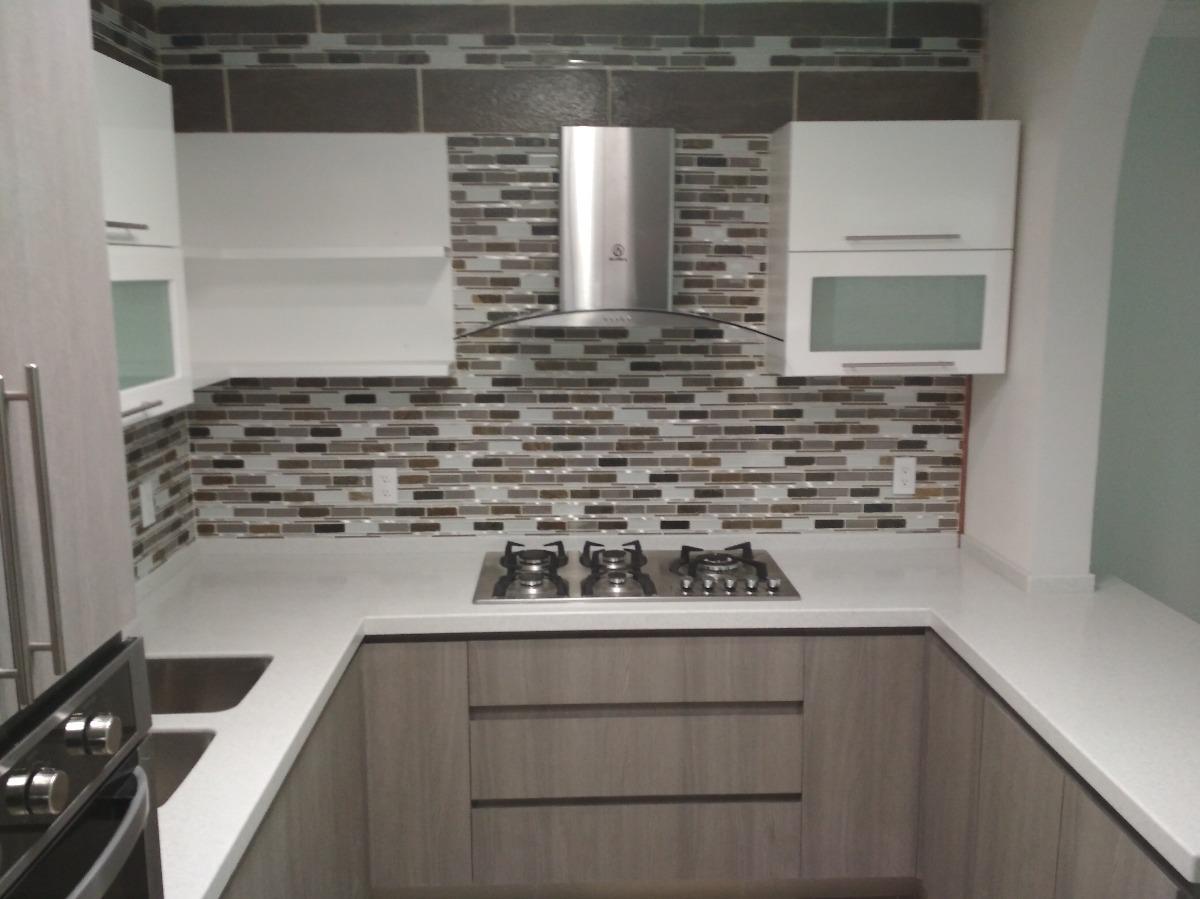 Cocinas integrales gama alta corian granito alto brillo for Como instalar una cocina integral pdf