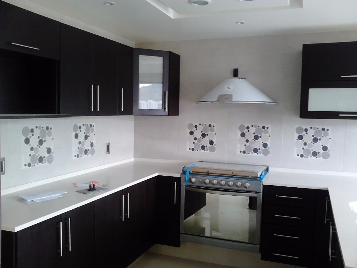Cocinas integrales gama alta corian granito alto brillo - Precios de granito para cocina ...