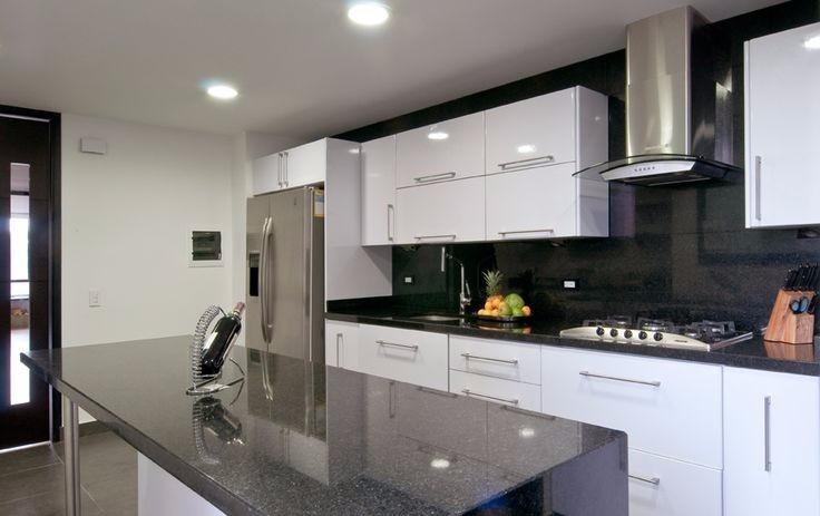 Cocinas integrales modernas a excelentes precios for Galeria fotos cocinas integrales