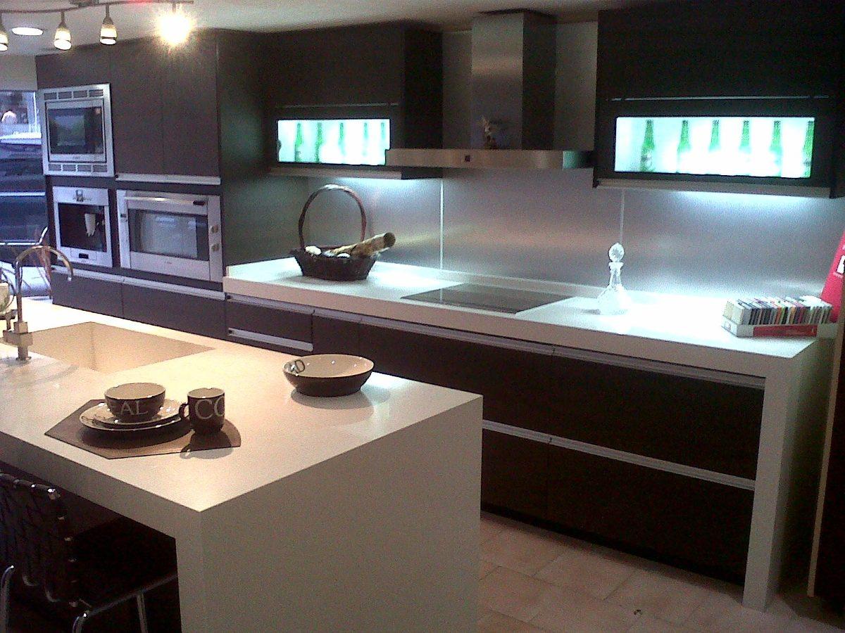 Dise os cocinas integrales casa dise o for Disenos cocinas integrales