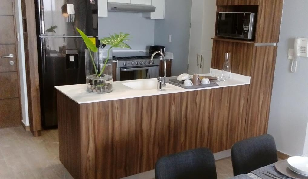Cocinas integrales y muebles sobre dise o en for Cocinas sobre diseno