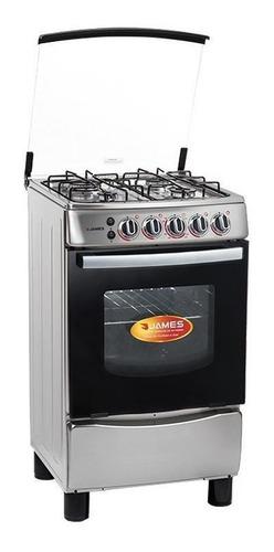 cocinas james supergas 655mi toda inox grill electrico pcm