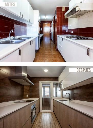 cocinas modulares, closet, baños, granito, cuarzo y dekton
