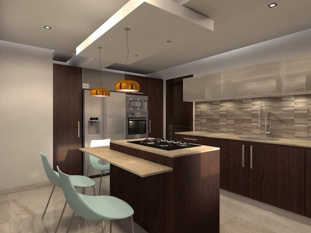 Cocinas Modulares Modernas Diseños Y Remodelaciones - Bs. 77.500,00