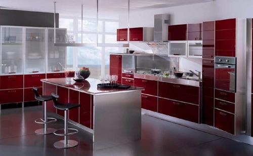 cocinas,closets en alto brillo y mobiliarios de oficinas