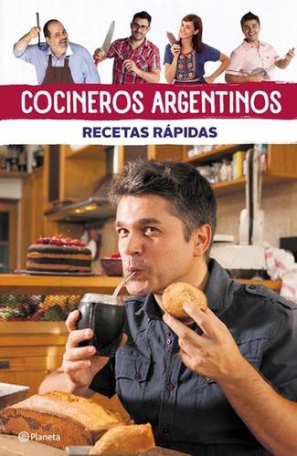 cocineros argentinos. recetas rapidas