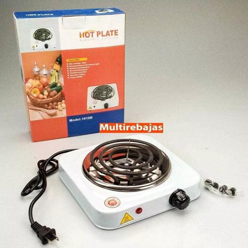 cocineta electrica de una sola hornilla