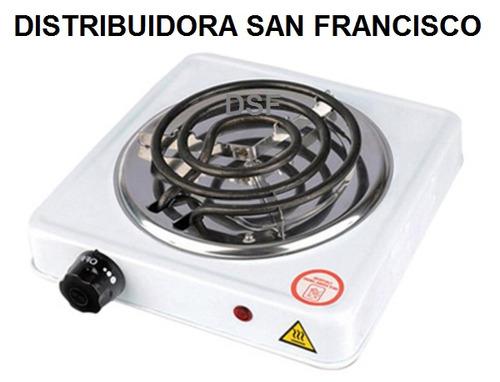 cocineta electrica portatil una hornilla potente excelente