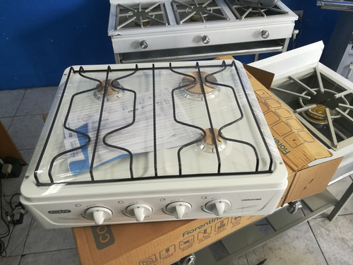 cocinetas domesticas a gas de 4 hornillas eco line nuevas