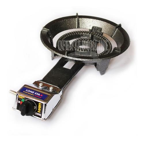 cocinilla fogon 1 quemador grande gas + envio / ofc
