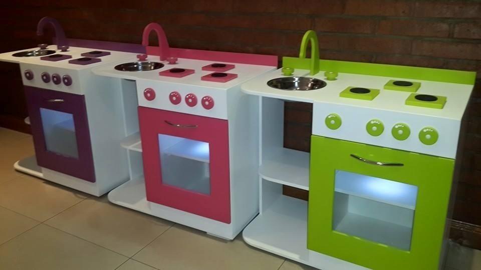 Cocinita De Juguete En Madera Mueble Infantil Casitas Cocina. Cargando Zoom.