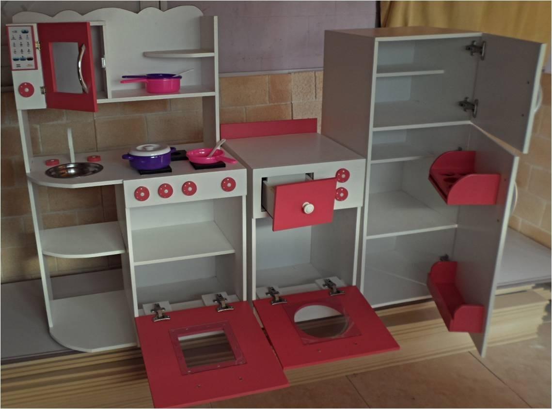 Cocinita Juguete Mueble Infantil Juego De Cocina Casita 6 500  # Muebles Juguetes Ninos
