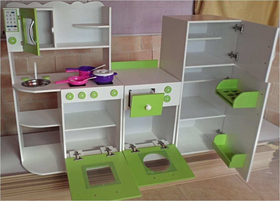 Cocinita Juguete Mueble Infantil Juego De Cocina Casita 7 500 00