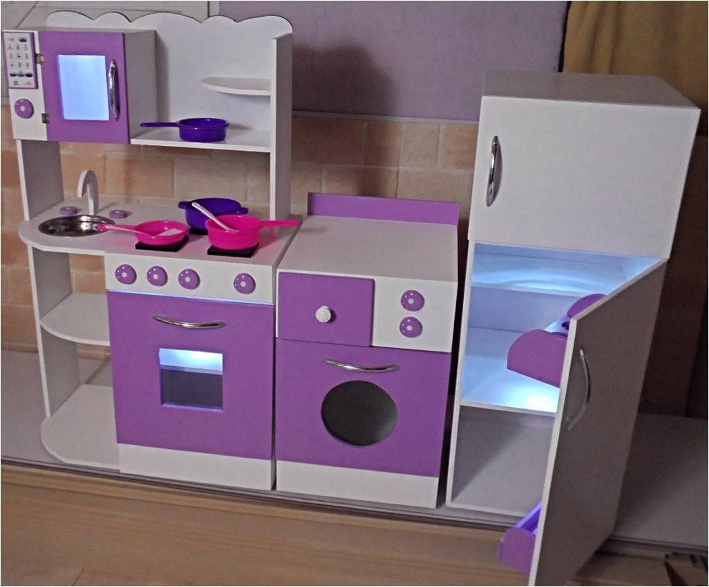 Cocinita Juguete Mueble Infantil Juego De Cocina Casita - $ 6.500,00 ...