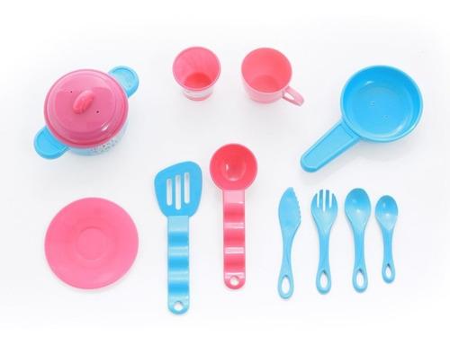 cocinita para niños juguete prinsel first chef frozen