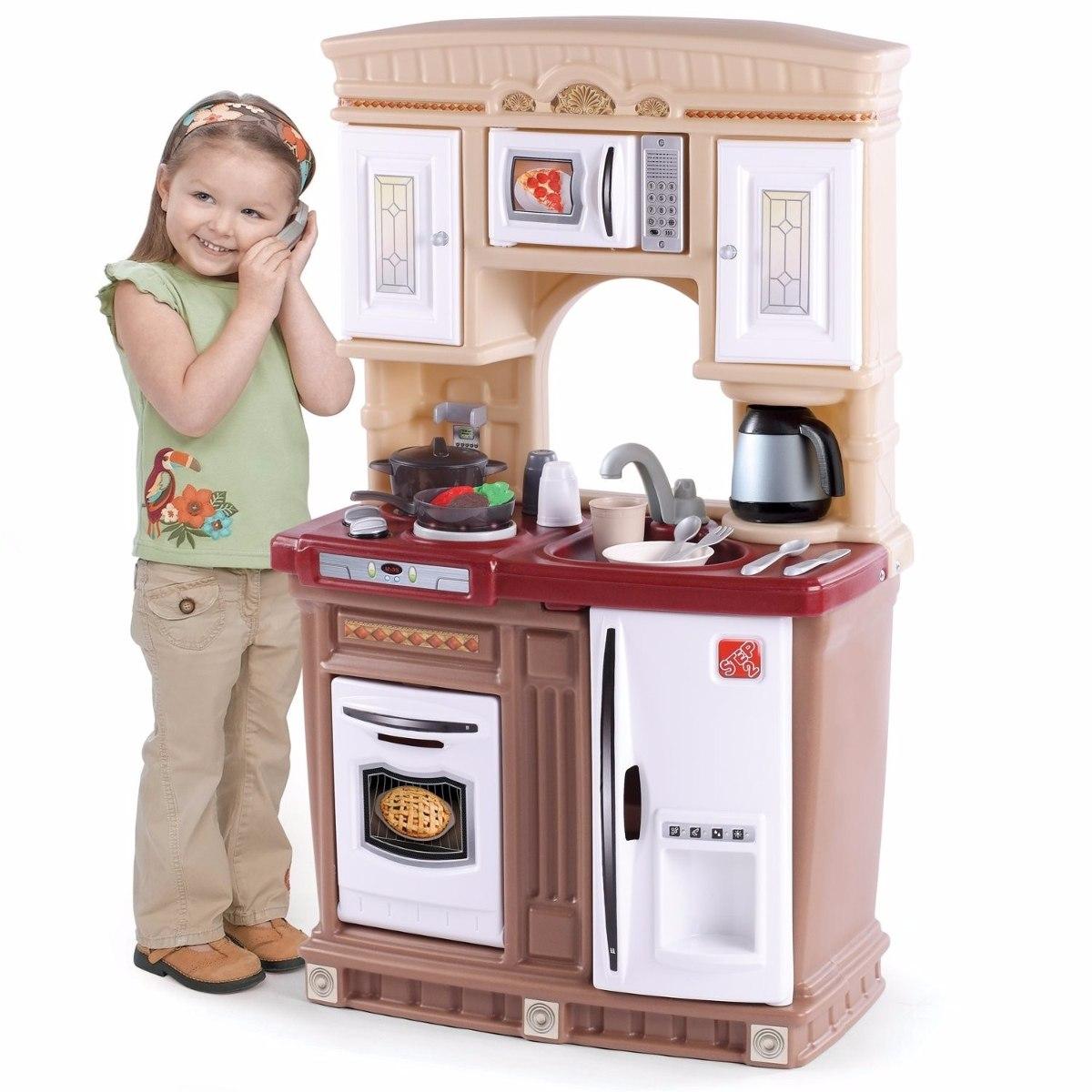 Cocinita step2 lifestyle fresh ni os juguete cocina hm0 - Cocina ninos juguete ...