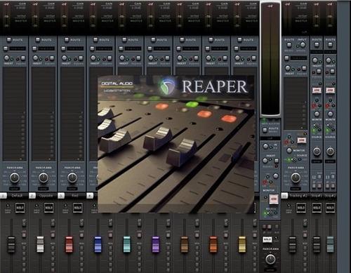 cockos reaper v5 ultima versión   pc / mac