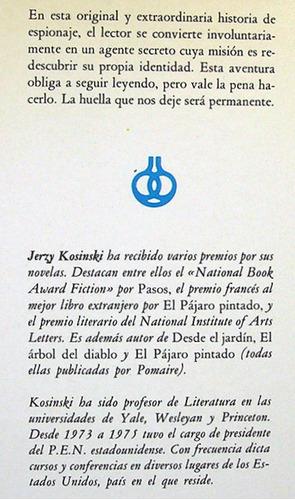cockpit jerzy kosinski novela editorial pomaire
