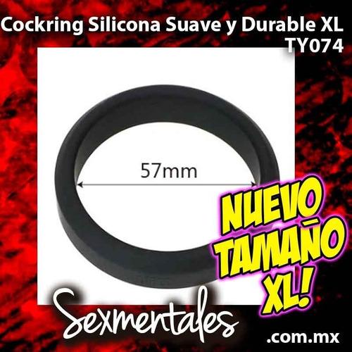 cockring anillo silicon sexmentales ty074